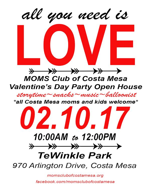 News MOMS Club Of Costa Mesa