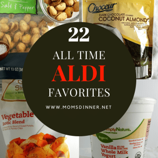 My Aldi Favorites