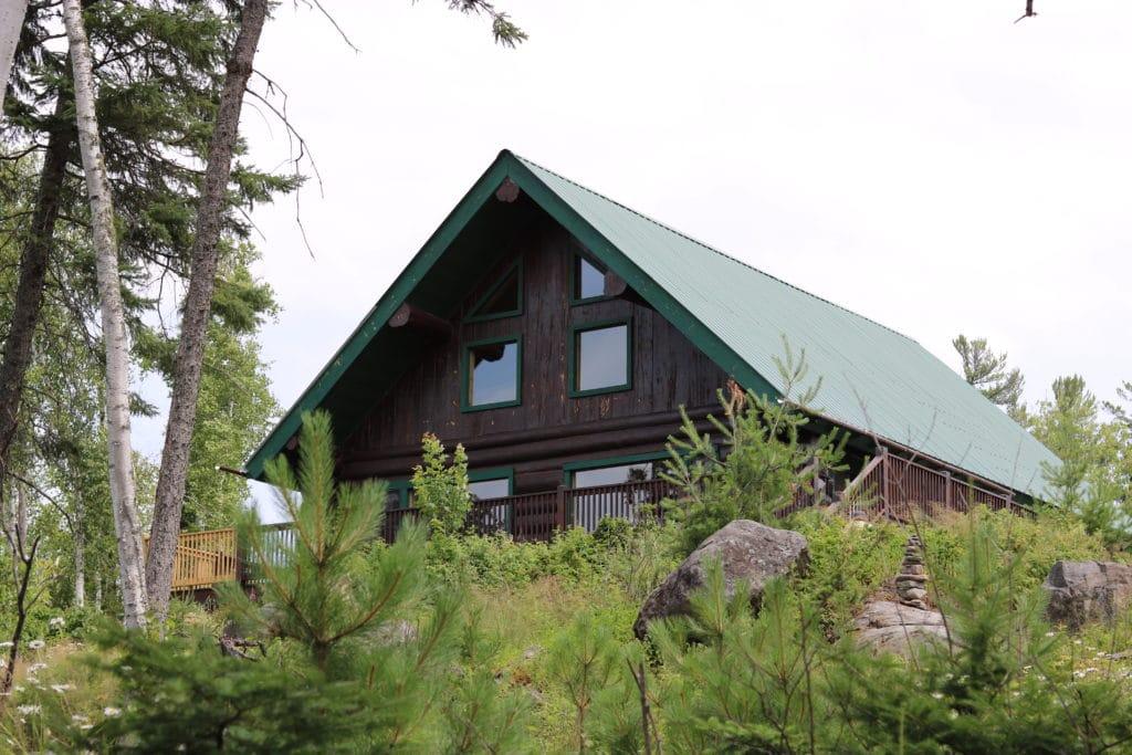 kawishiwi cabin
