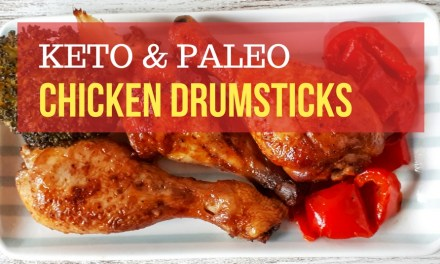 Spicy Chicken Drumsticks – Easy Keto Dinner