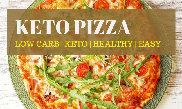 Low Carb & Keto Pizza