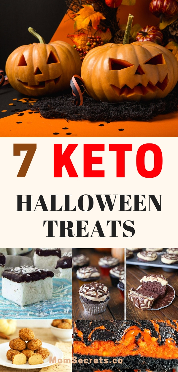 Keto Halloween Recipes. I show you 7 Keto-friendly Halloween Treats, sugar-free and low carb, that are so easy to make and taste amazing...My choice was made thinking about what our kids love to eat on this holiday.