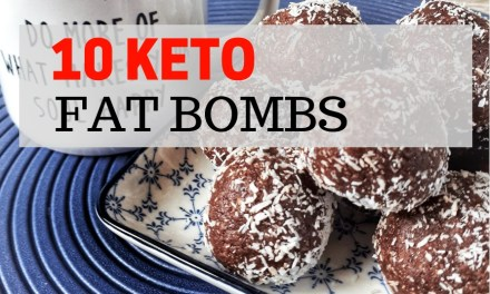 10 Keto Fat Bombs Recipes