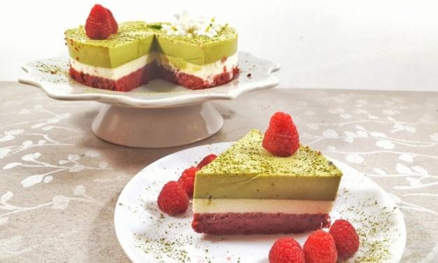 Christmas Keto Mousse Cake