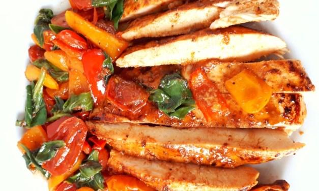 Best Grilled Chicken Breast – Weight Watchers – 6 smart points