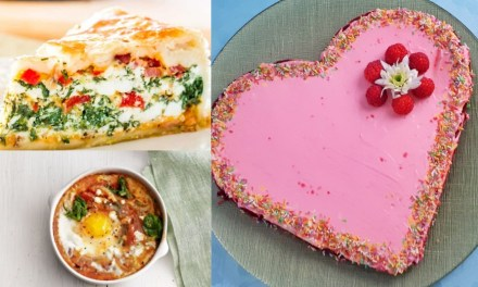 Mother's Day Breakfast & Brunch -12 Recipes Ideas