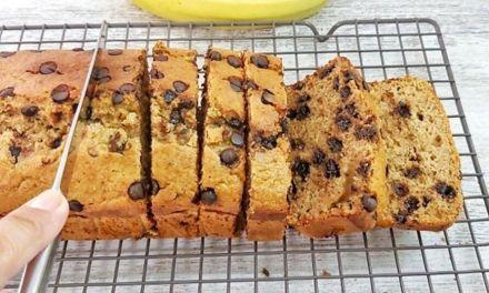 Weight Watchers Chocolate Chip Banana Bread