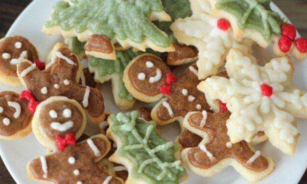 Keto Sugar-Free Christmas Cookies – 20 amazing recipes