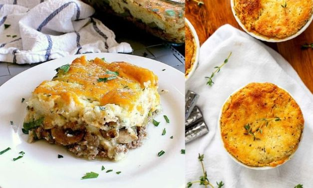 15 Keto & Low Carb Comfort Food Recipes to Make This Winter