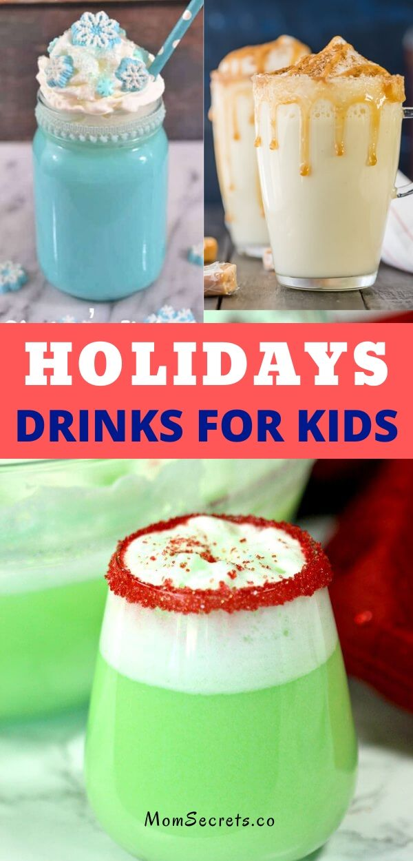 Everyone's excited about the holidays, most especially the kids!!! Here are 10 batch recipes for the best Holidays Drinks for Kids!