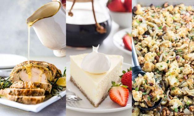20 Keto Recipes For Christmas Dinner