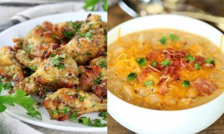 Weekly Keto Meal Plan – Week #2