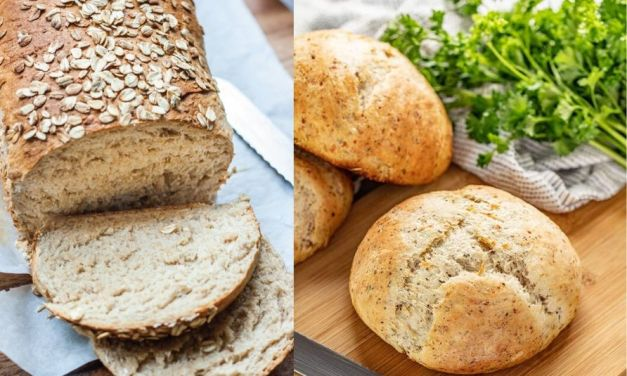Best Homemade Bread – 12 Healthy & Easy Recipes