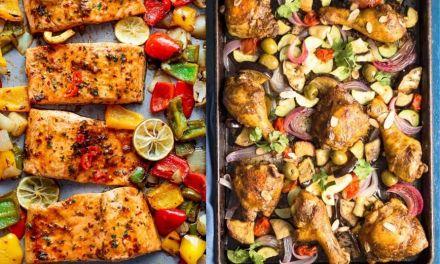 Best Keto Sheet Pan Dinner Recipes