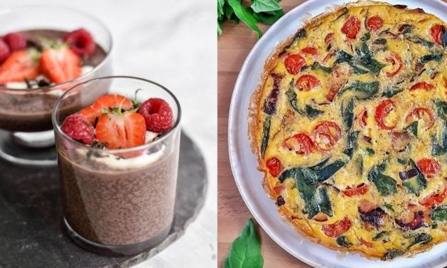 10 Keto Breakfast Recipes – Back To School – Easy & Kid Approved