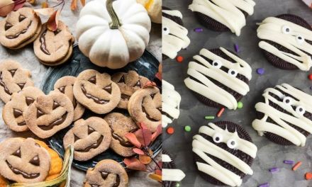7 Best Halloween Cookies Recipes Ideas