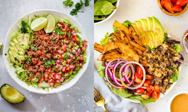 20 Healthy Ground Beef Recipes – Easy dinner