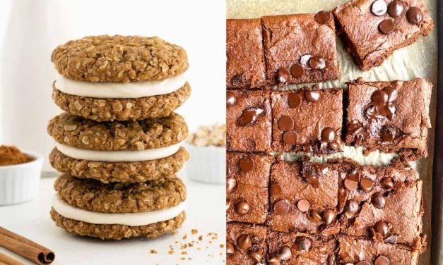 20 Easy Healthy Gluten-Free Desserts That Taste Delicious