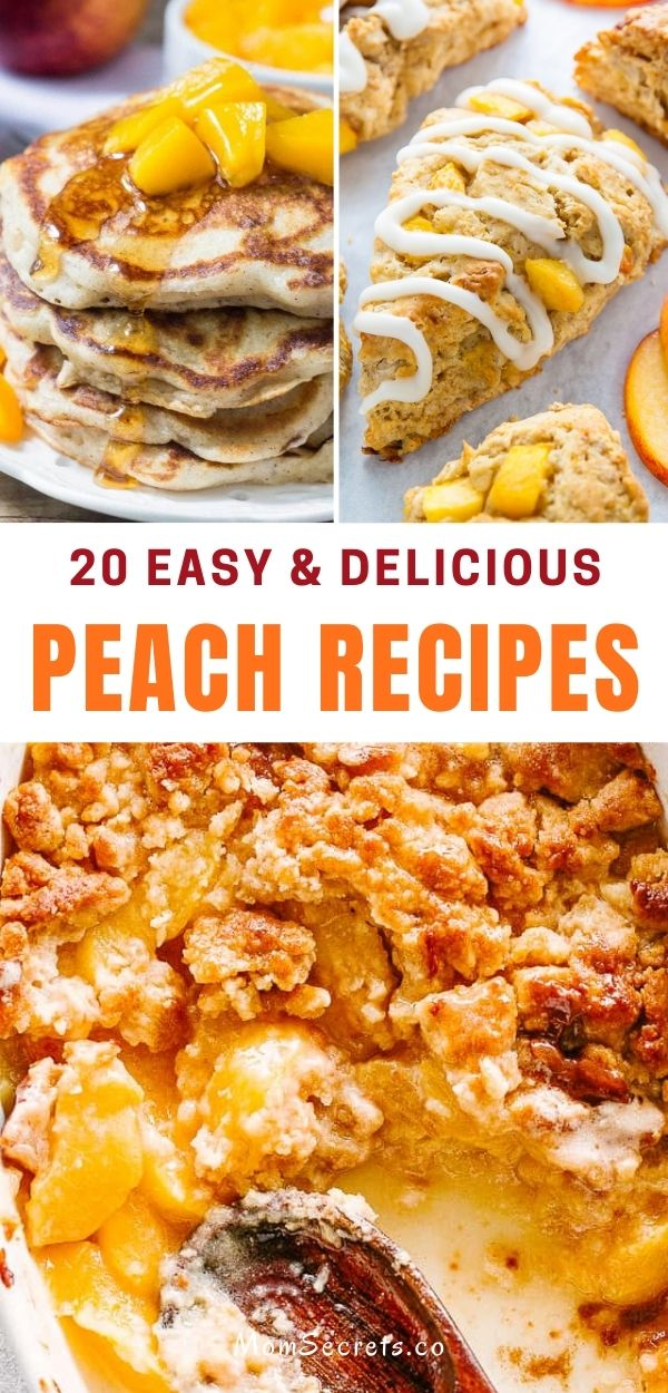 This recipe for peach butter or mango butter is easily made in a crock pot, slow cooker, or Instant Pot.