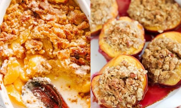 20 Delicious Peach Recipe You Must Try