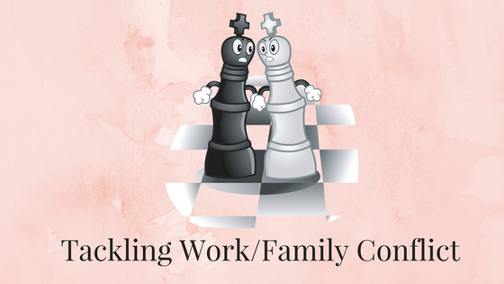 Tackling Work/Family Conflict Image