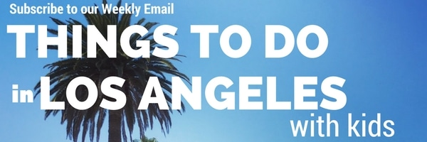 Things to Do in Los Angeles with Kids palm tree image