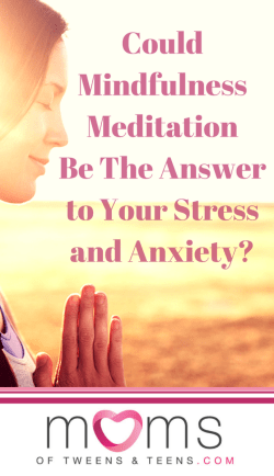 mindfulness meditation for anxiety