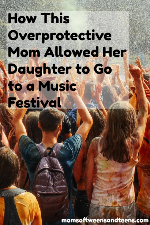 should I let me teen go to a music festival