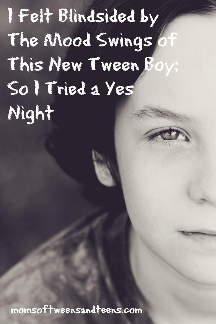 Dealing with the mood swings of my tween adolescent boy and his hormones. #tweenboy #tweens #boys #middleschoolboys #middleschool #boys