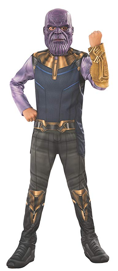 thanos halloween teen tween boy