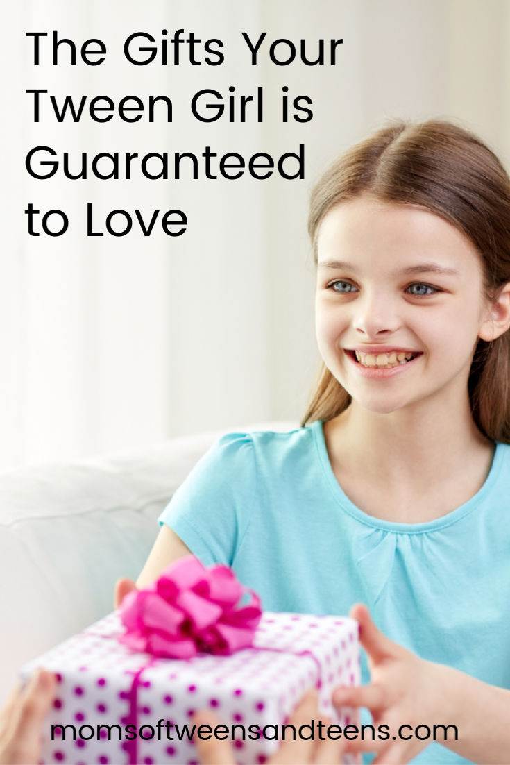 The best gifts for tween girls or young girls. For birthdays or holidays these gifts will please any girl! #tween #girl #gifts #birthday #holiday #christmas #graduation