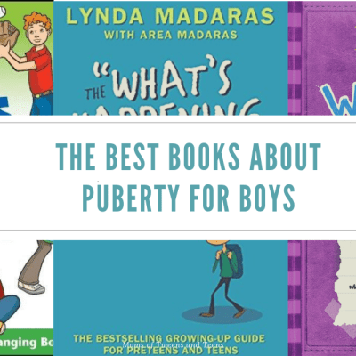 7 Best Books About Puberty for Boys
