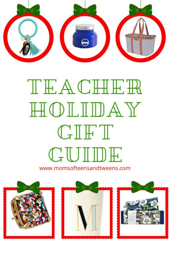 Teacher Holiday Gift Guide