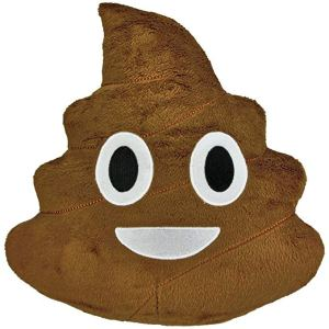 Poop Emoji Pillow Teen Boy