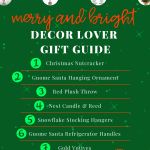 Decor Lover Gift Guide