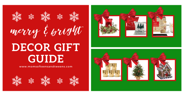 Merry and Bright Decor Gift Guide
