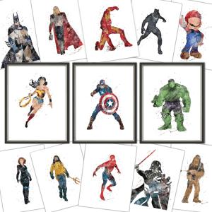 Marvel Prints