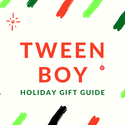 Perfect Gifts For Your Tween Boy