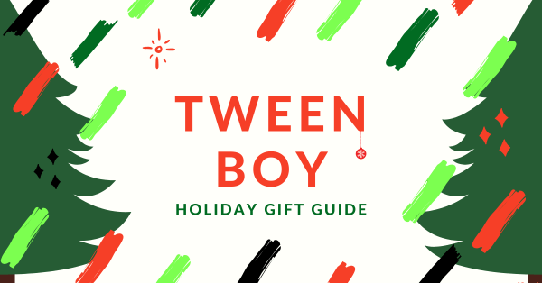 Tween Boy Gift Guide