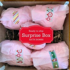 Surprise Bath Bomb Set