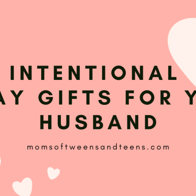 Intentional Valentines Day Gifts for Your Husband