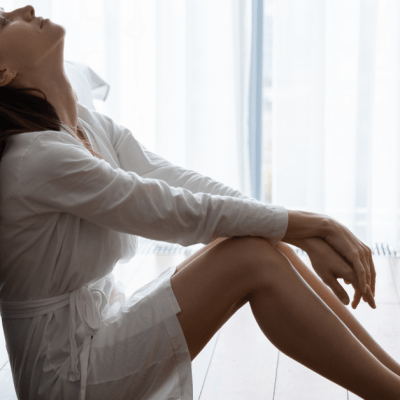 Freeing Ourselves From Mom Guilt And Shame With Becky Baudouin