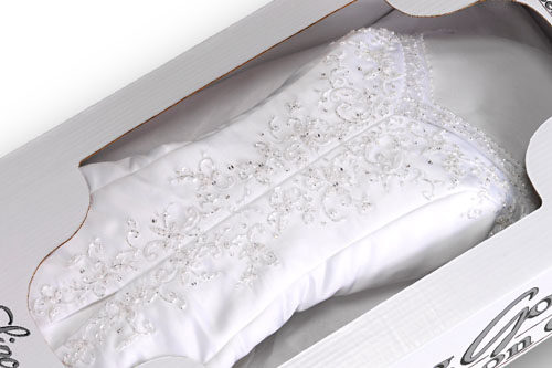 Are You Preserving Your Wedding Gown?