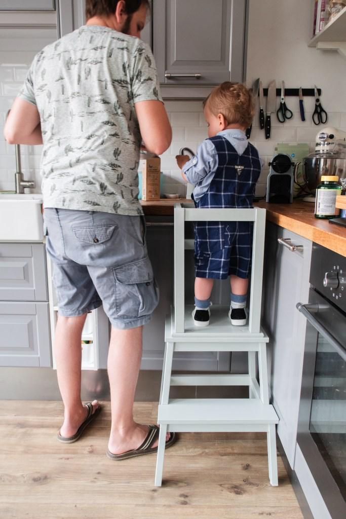 leertoren Montessori voor thuis
