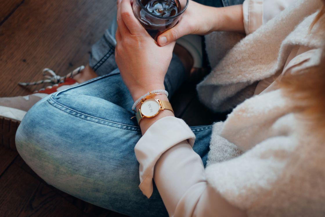 momspiration mamablog ochtend haast werk now horloge
