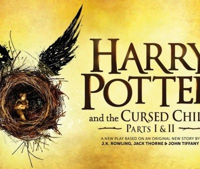 Harry Potter and the Cursed Child – New Book