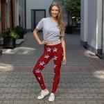 Starry Starry Flag Leggings