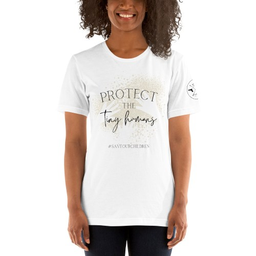 Protect the Tiny Humans Short-Sleeve T-Shirt