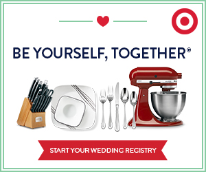 Brides, Create Your Wedding Registry at Target