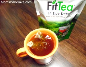 FitTea Review — Give Your Fitness Plan a Boost!  #FitTea